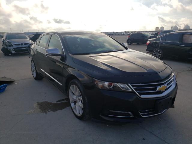 Salvage cars for sale from Copart New Orleans, LA: 2020 Chevrolet Impala PRE