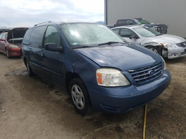 Salvage 2006 FORD FREESTAR - Small image. Lot 45918561