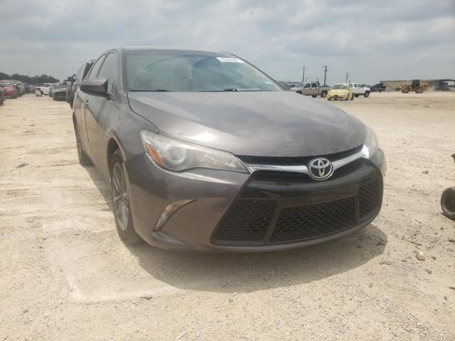 Salvage cars for sale from Copart San Antonio, TX: 2015 Toyota Camry LE