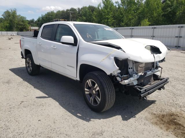 Salvage cars for sale from Copart Fredericksburg, VA: 2017 Chevrolet Colorado