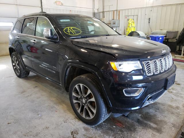 Salvage cars for sale from Copart Columbia, MO: 2018 Jeep Grand Cherokee
