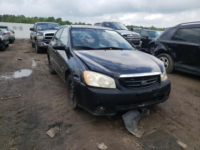 Vehiculos salvage en venta de Copart Louisville, KY: 2006 KIA Spectra LX