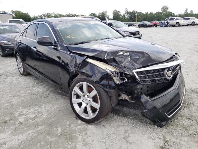Cadillac ATS salvage cars for sale: 2013 Cadillac ATS