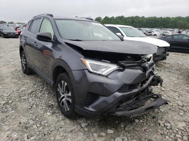 Salvage cars for sale from Copart Loganville, GA: 2018 Toyota RAV 4