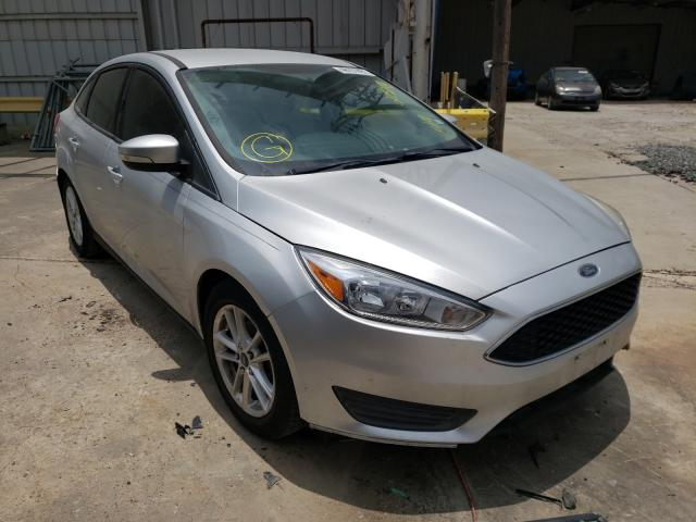Salvage cars for sale from Copart Corpus Christi, TX: 2016 Ford Focus SE