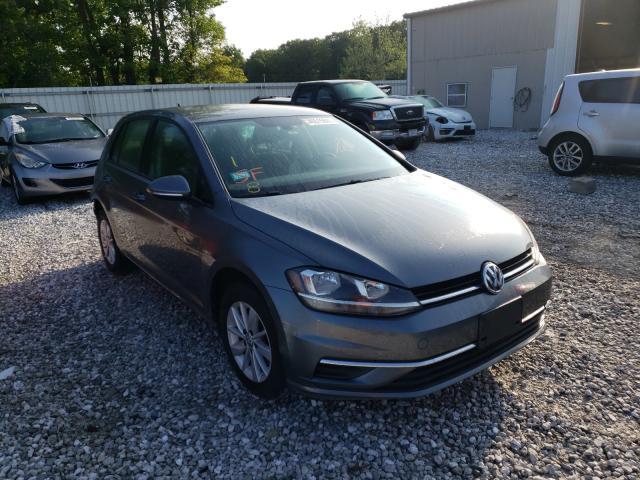 Vehiculos salvage en venta de Copart Rogersville, MO: 2018 Volkswagen Golf S