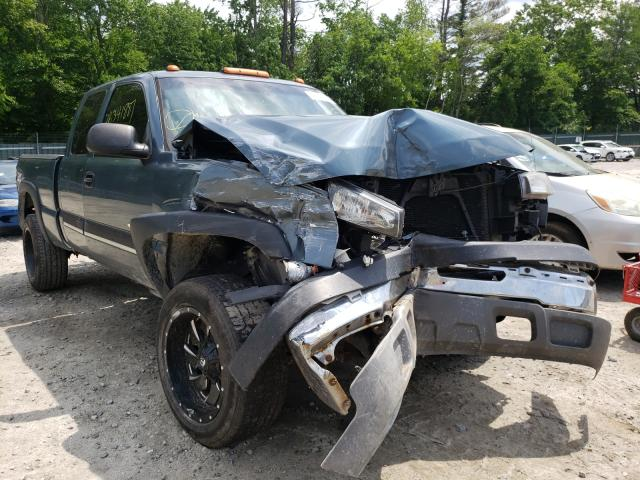 Salvage cars for sale from Copart Candia, NH: 2006 Chevrolet Silverado
