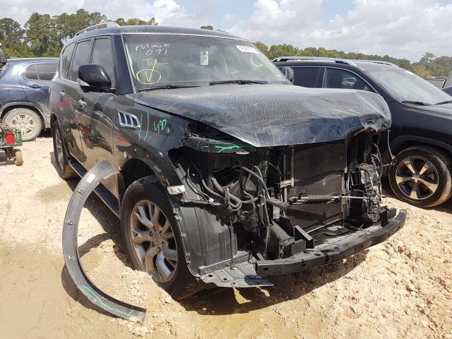Infiniti Vehiculos salvage en venta: 2014 Infiniti QX80