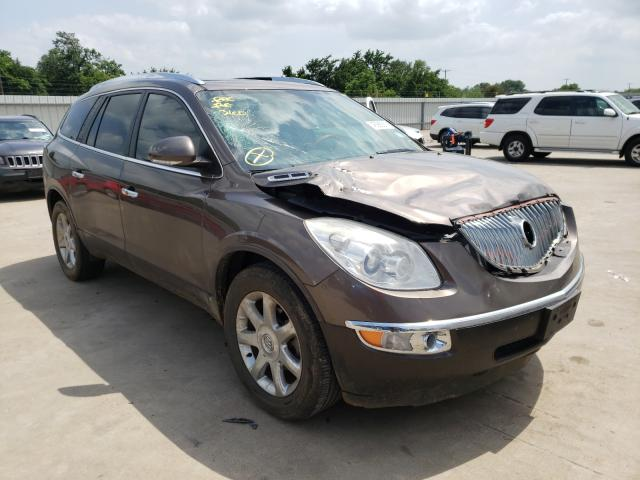 Salvage cars for sale from Copart Wilmer, TX: 2009 Buick Enclave CX