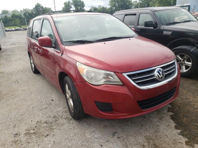 2009 Volkswagen Routan SE en venta en Bridgeton, MO
