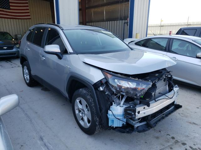 2021 Toyota Rav4 LE en venta en Appleton, WI