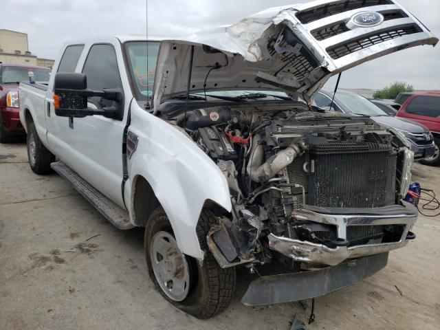Salvage cars for sale from Copart Tulsa, OK: 2008 Ford F250 Super