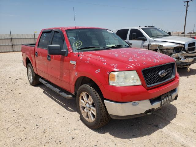 Salvage cars for sale from Copart Andrews, TX: 2005 Ford F150 Super