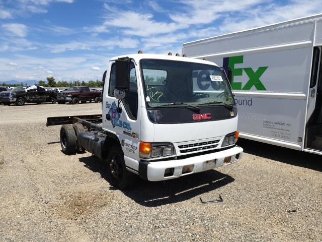 Salvage cars for sale from Copart Anderson, CA: 1995 GMC 4000 W4S04