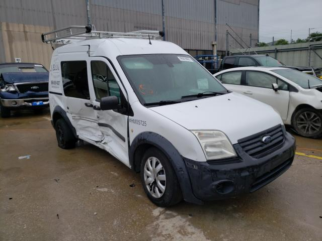 Salvage 2012 FORD TRANSIT CO - Small image. Lot 45919661