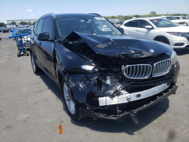 Salvage cars for sale from Copart Orlando, FL: 2017 BMW X3 SDRIVE2
