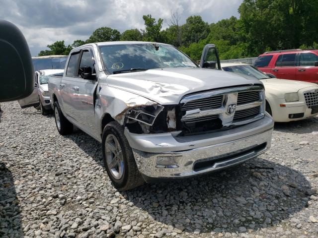 Salvage trucks for sale at Montgomery, AL auction: 2011 Dodge RAM 1500