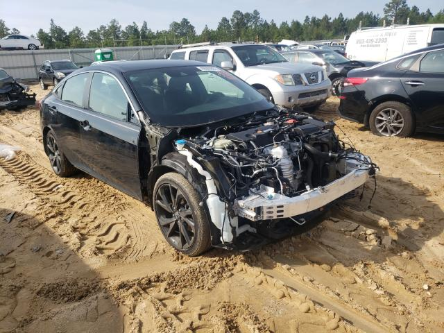 Salvage cars for sale at Gaston, SC auction: 2019 Honda Civic Sport
