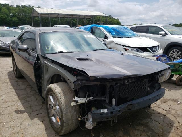 Salvage cars for sale from Copart Austell, GA: 2013 Dodge Challenger