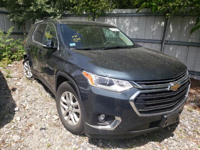 Vehiculos salvage en venta de Copart North Billerica, MA: 2018 Chevrolet Traverse L