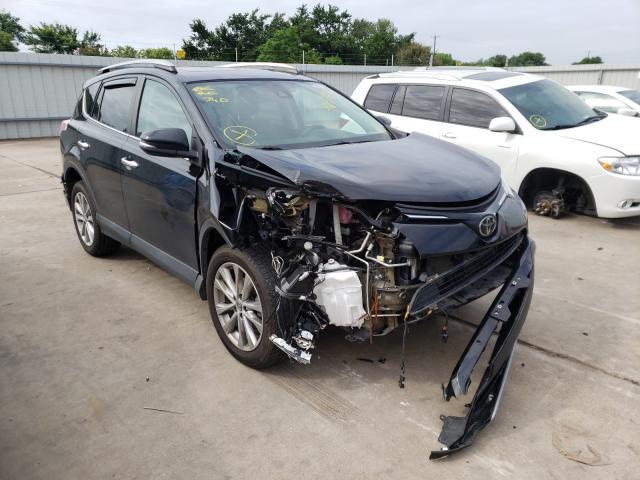 Vehiculos salvage en venta de Copart Wilmer, TX: 2017 Toyota Rav4 Limited