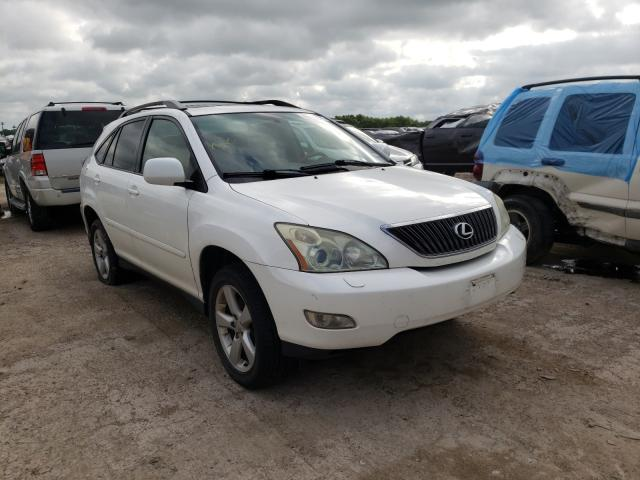 Salvage cars for sale from Copart Temple, TX: 2004 Lexus RX 330