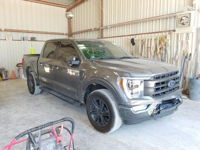 2021 Ford F150 Super en venta en Abilene, TX