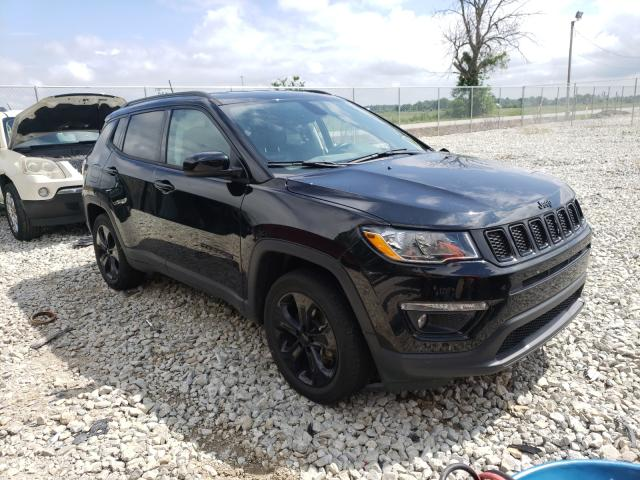 Salvage cars for sale from Copart Cicero, IN: 2018 Jeep Compass LA