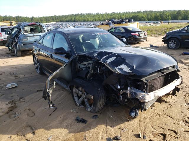 Audi A6 salvage cars for sale: 2016 Audi A6