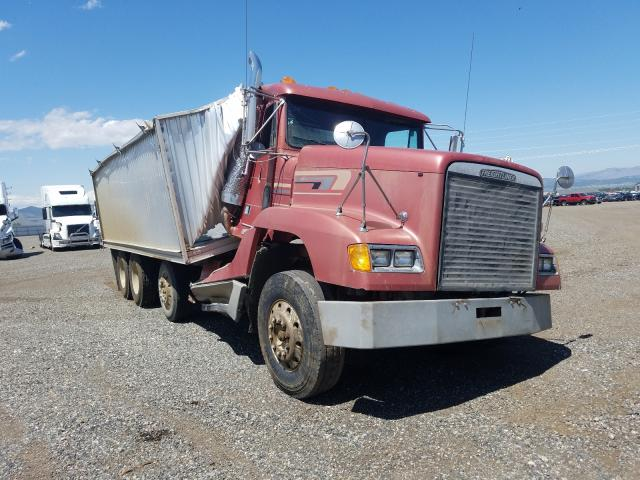 Salvage cars for sale from Copart Helena, MT: 1995 Freightliner Convention