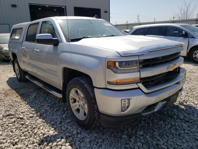 Salvage cars for sale from Copart Appleton, WI: 2017 Chevrolet Silverado