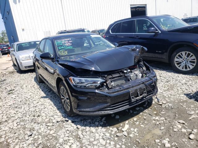 Salvage cars for sale from Copart Windsor, NJ: 2019 Volkswagen Jetta S