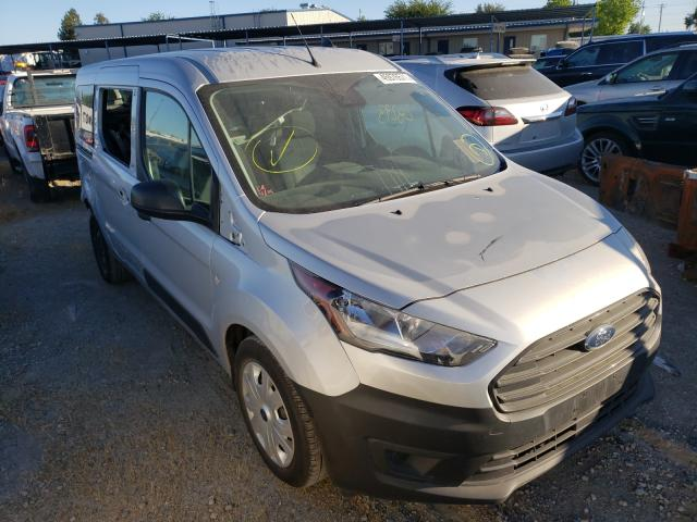 Salvage cars for sale from Copart Sacramento, CA: 2020 Ford Transit CO