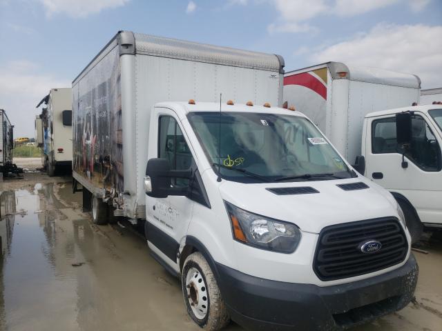 Vehiculos salvage en venta de Copart Grand Prairie, TX: 2015 Ford Transit T