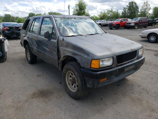 Isuzu salvage cars for sale: 1992 Isuzu Rodeo S