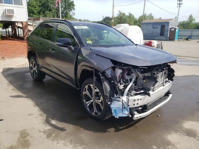 2021 Toyota Rav4 Prime en venta en North Billerica, MA