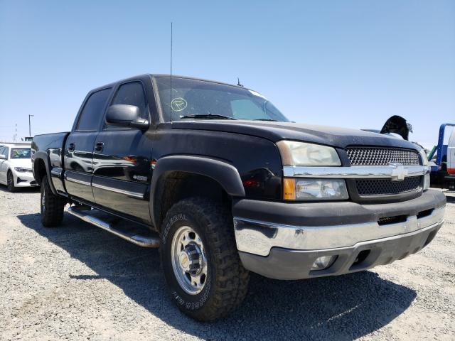 Vehiculos salvage en venta de Copart Sacramento, CA: 2004 Chevrolet Silverado