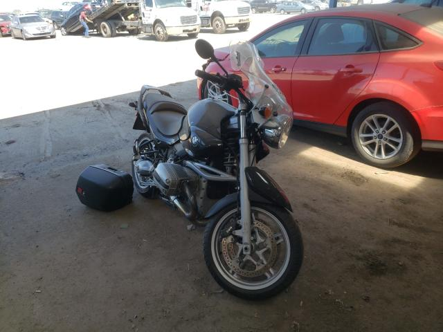 Salvage cars for sale from Copart Brighton, CO: 2002 BMW R1150 R