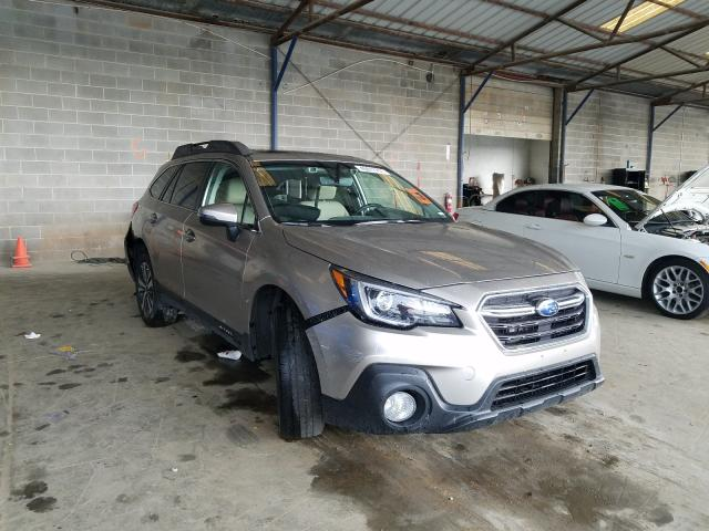 Salvage cars for sale from Copart Cartersville, GA: 2019 Subaru Outback 2