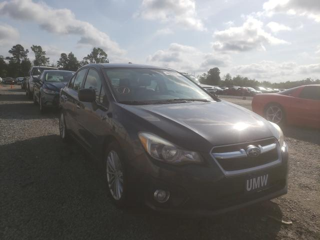 Subaru salvage cars for sale: 2012 Subaru Impreza LI