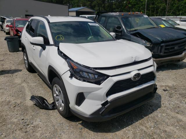 Salvage cars for sale from Copart Seaford, DE: 2019 Toyota Rav4 LE