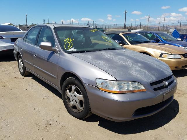 Salvage cars for sale from Copart San Martin, CA: 2000 Honda Accord EX
