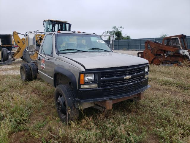 Salvage cars for sale from Copart Sikeston, MO: 2000 Chevrolet Express G3