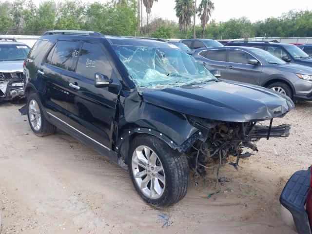 Salvage 2012 FORD EXPLORER - Small image. Lot 46463071