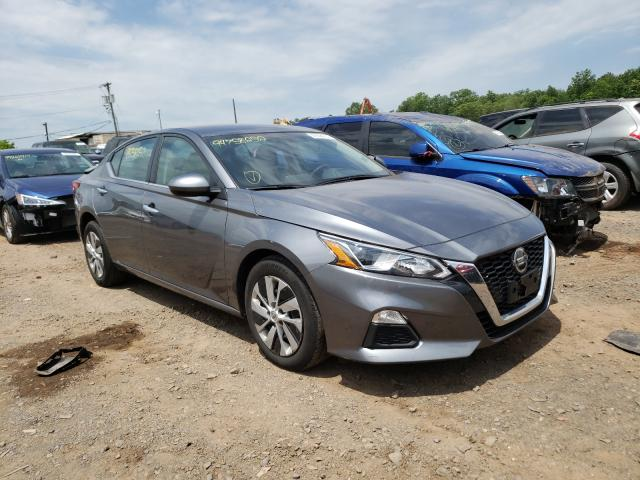 Salvage cars for sale from Copart Hillsborough, NJ: 2020 Nissan Altima S