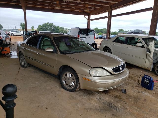 Mercury Vehiculos salvage en venta: 2001 Mercury Sable LS P