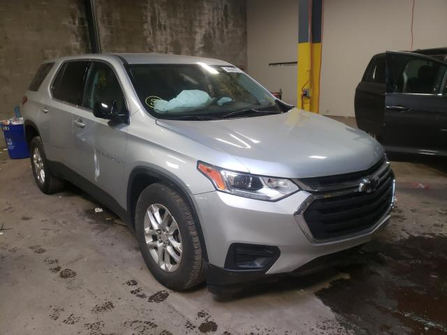 Salvage cars for sale from Copart Chalfont, PA: 2019 Chevrolet Traverse L
