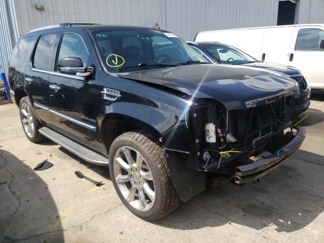 Salvage cars for sale from Copart Windsor, NJ: 2010 Cadillac Escalade L