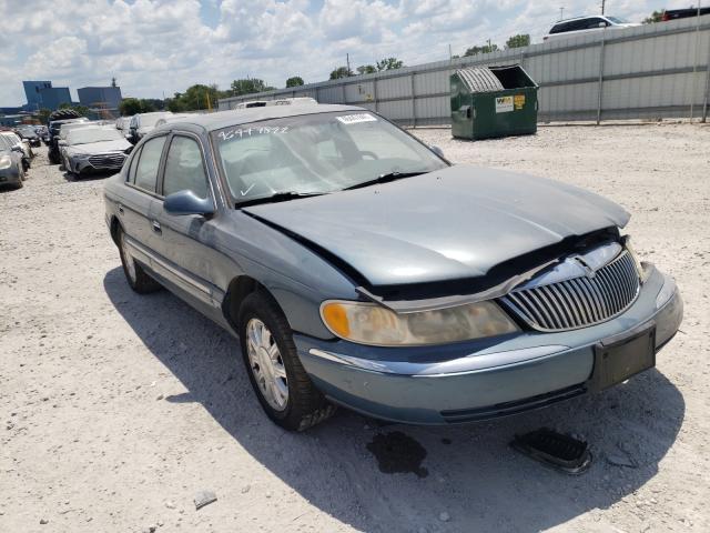 Lincoln Vehiculos salvage en venta: 2001 Lincoln Continental