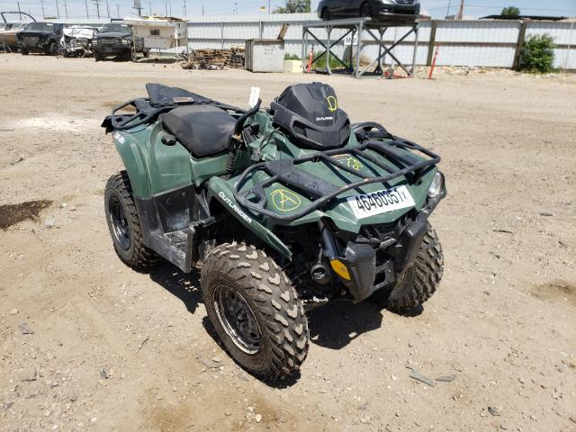 Salvage cars for sale from Copart Nampa, ID: 2021 Can-Am Outlander